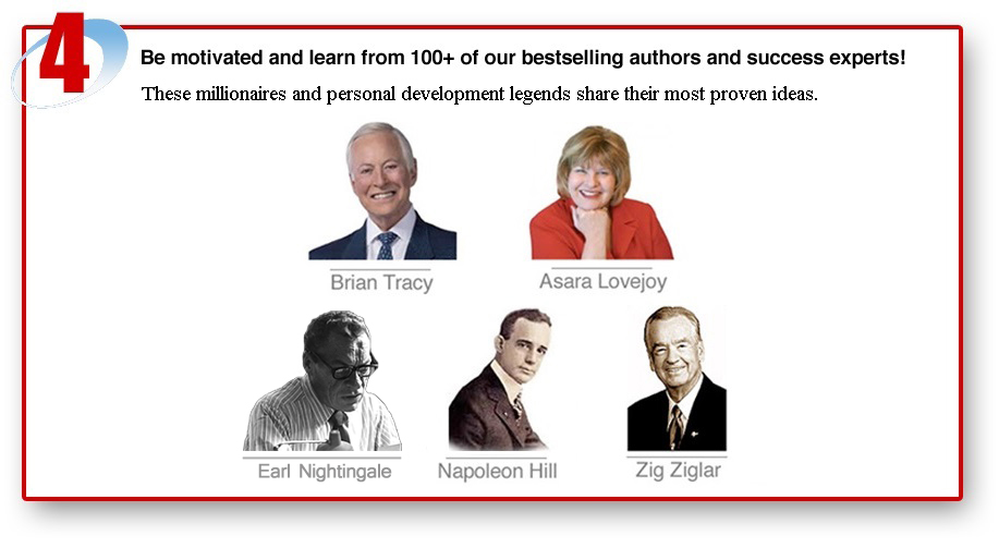 Motivating Authors