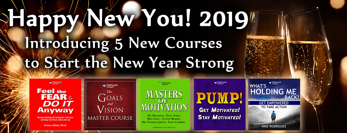 NEW YOU 2019 5 New Releases