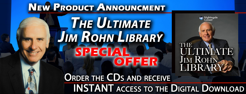 Ultimate Jim Rohn Library