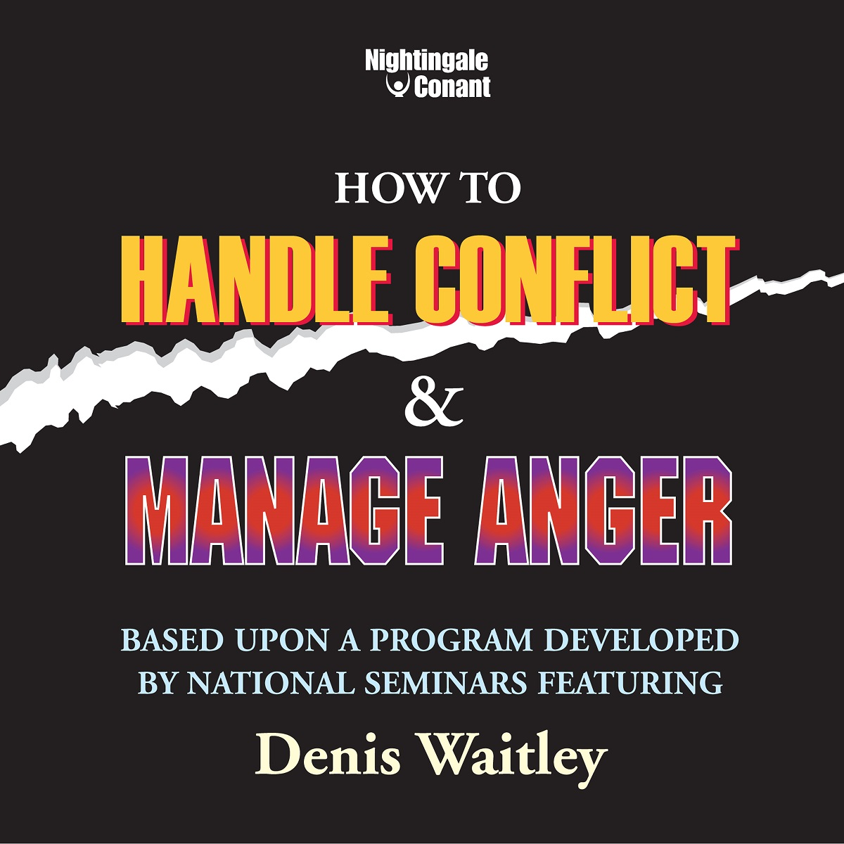How to Handle Conflict and Manage Anger