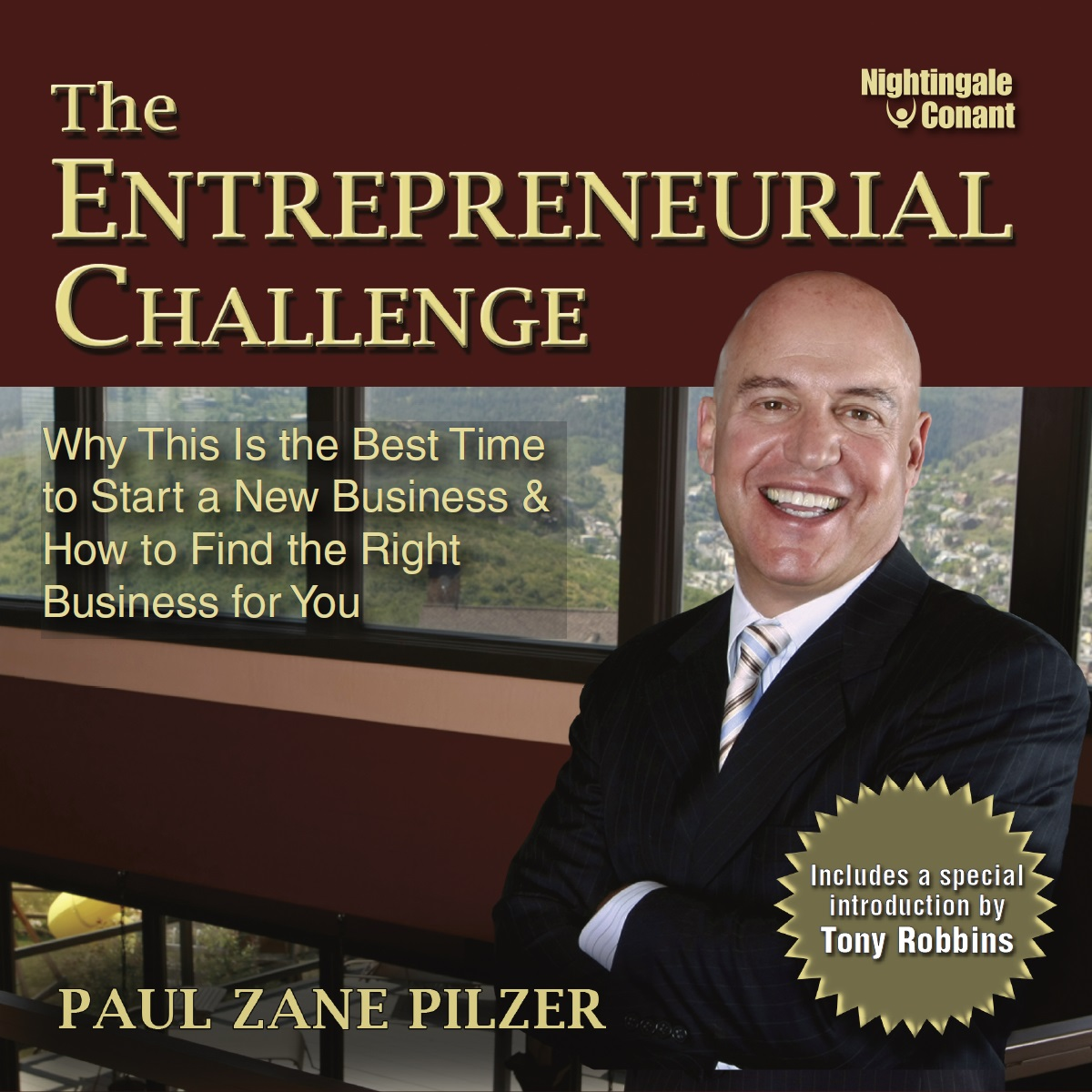The Entrepreneurial Challenge