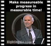 Make measureable progress in measureable time!