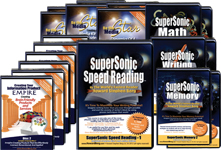 Supersonic Speed Learning System