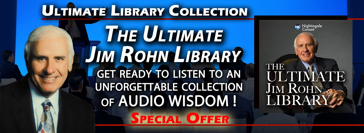 Ultimate Jim Rohn Library