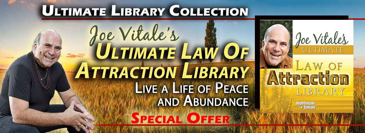 Joe Vitale's Ultimate Law of Attraction Library