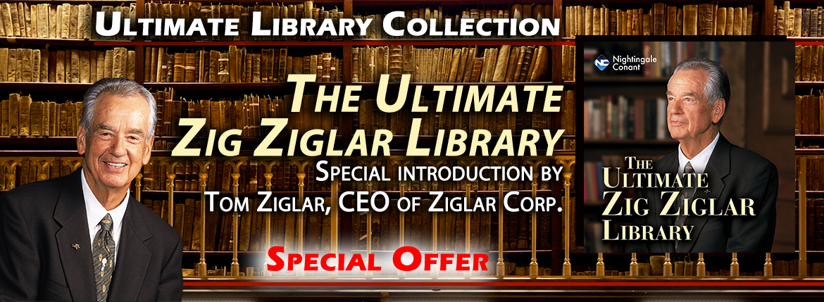 Ultimate Zig Ziglar Library