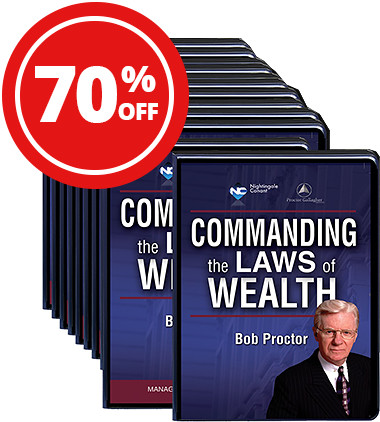 70% OFF - Commanding Laws of Wealth